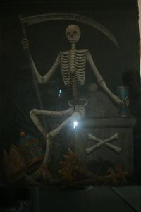 Prozessionsbanner (Museu di a Corsica)